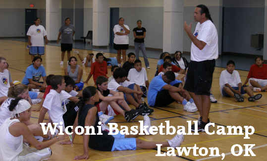 Basket Ball Camp in Lawton