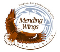 Mending Wings logo