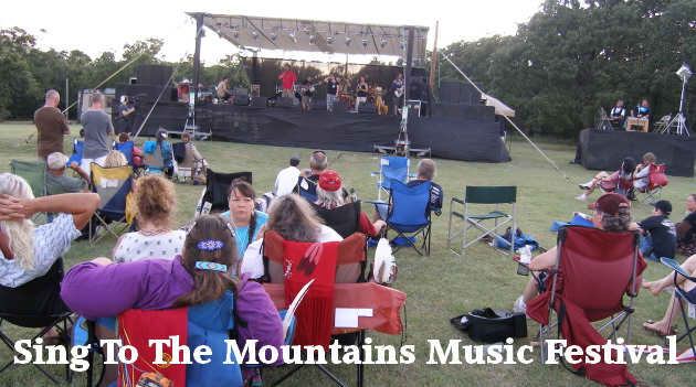 Sing To The Mountains Music Festival